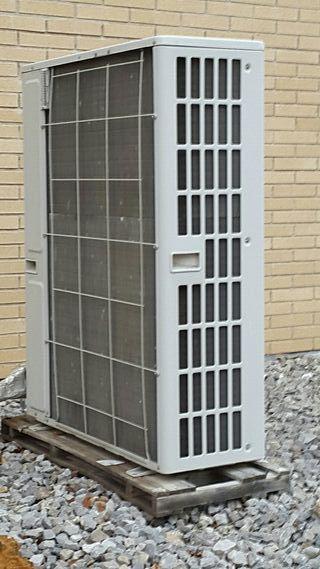 Aire Acondicionado-Calefaccion Split de Techo FUJI