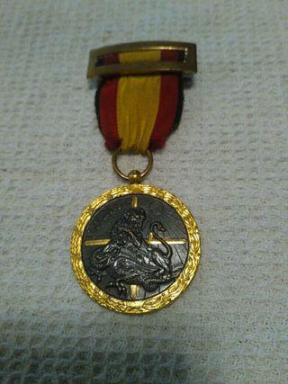 Medalla ejército