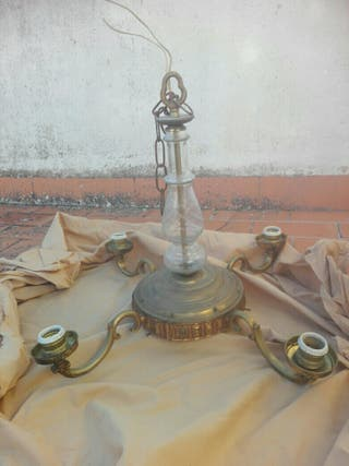 lamparas antiguas