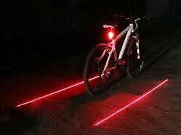luces bicicleta ilumina el lateral, nuevo