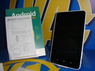Tablet 7 pulgadas sin uso real genérica