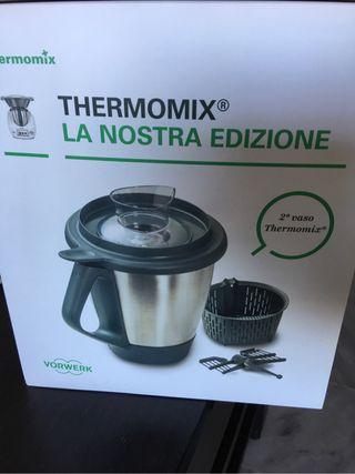 Vaso completo de thermomix tm5