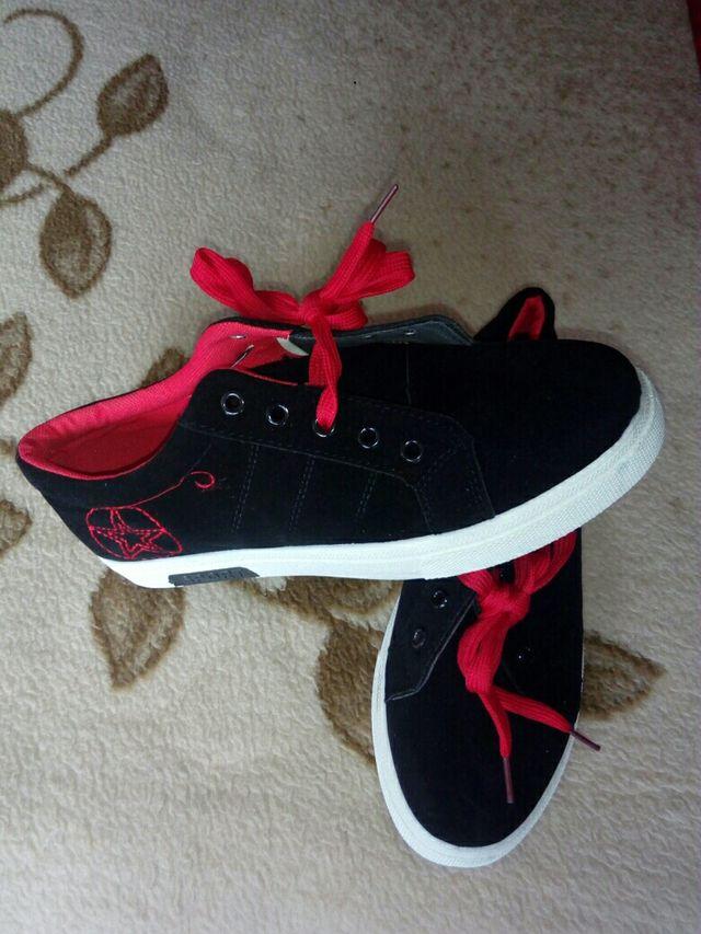 zapatillas estilo bamba 41