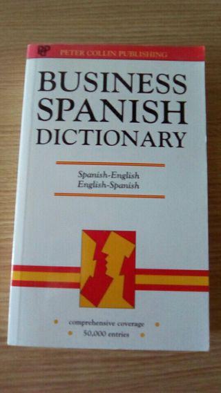 Diccionario business English