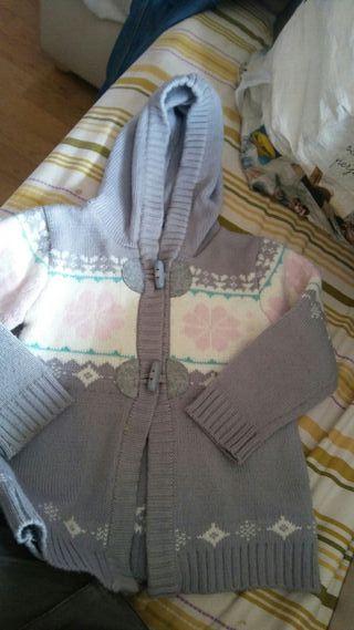 chaqueta niña C&A
