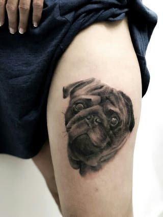 Tatuador profesional
