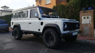 Land Rover Defender 110 TD5