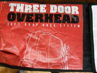 Soft roof rack Surf
