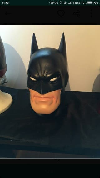 Cabeza de Batman DC Comic superheroe