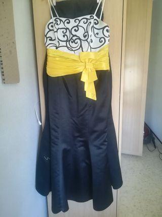 vestido de Sonia Peña