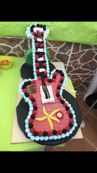 Guitarra rock and roll