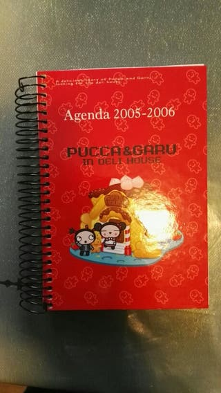 Agenda de Pucca & Garu 2005-2006