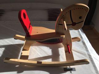 Caballito madera Imaginarium