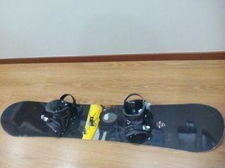 Tabla snow Rossignol 155 + botas Salomon 40