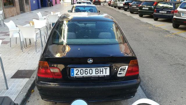 bmw serie 3 año 2001