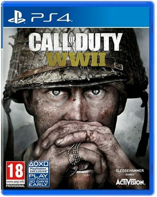 Juego PS4 Call of Duty WW2 PRECINTADO