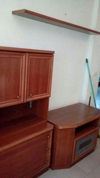 Mueble + estantería