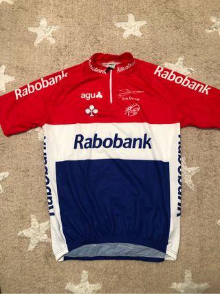Maillot retro Rabobank Holanda