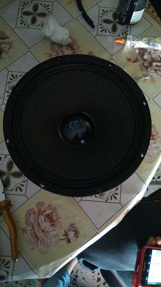 medios Gk audio 10'' mbv v2
