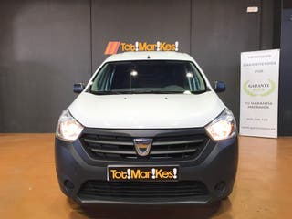 Dacia Dokker 2015 glp caja refrigerada