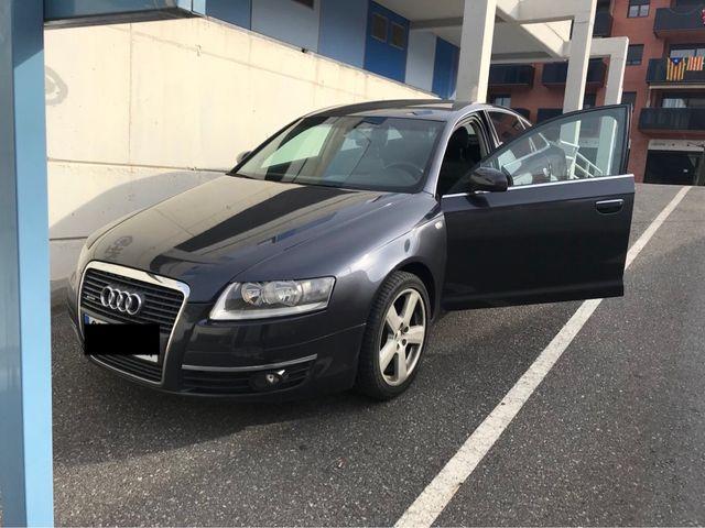 Audi A6 3.0Tdi quatro Sline