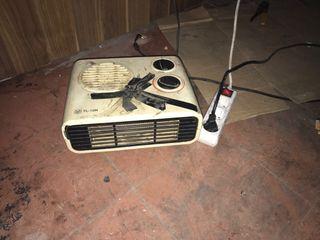 Calefactor para la calor
