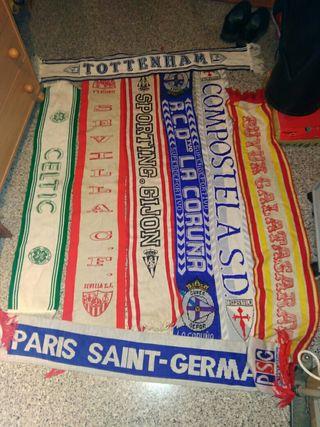 bufandas todas 15€