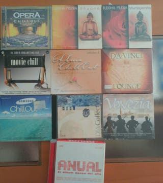 Cds musica chill out