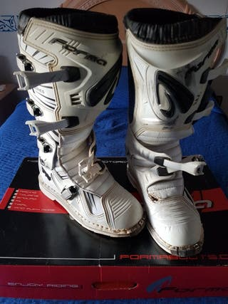 botas talla 43motocross Forma MX series TX terrain