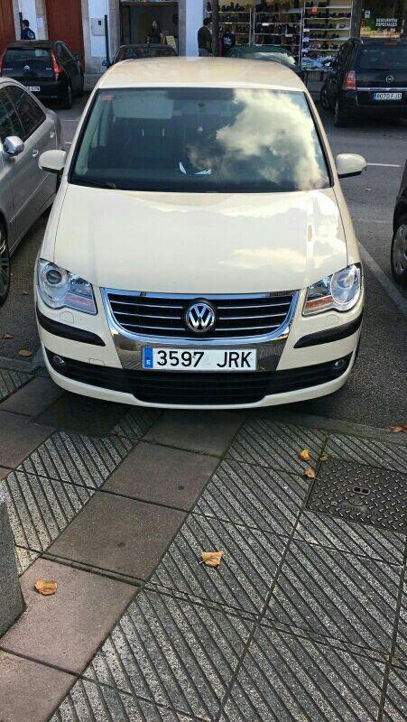 Volkswagen Touran 2008