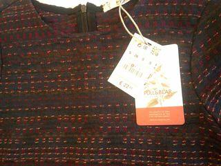 Camisa Pull&Bear con etiqueta