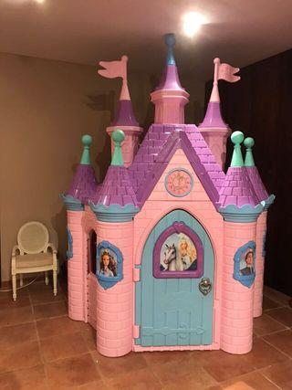 Castillo princesas infantil