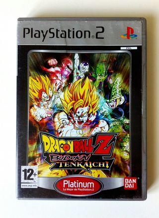 Juego Dragonball Z Play 2