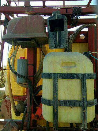 marcador de espuma para maquina herbicida