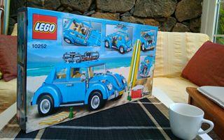 Lego 10252 beetle