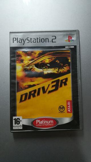 Juego Driver