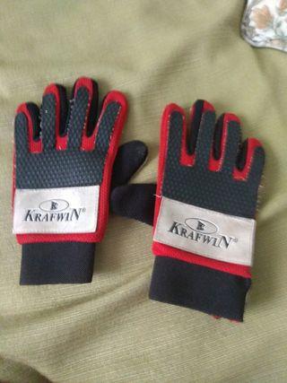 guantes de hípica