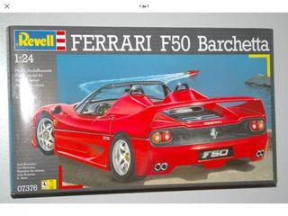 Maqueta Ferrari F50 Barchetta