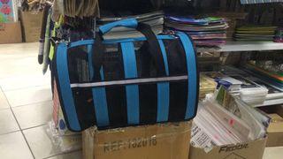 Bolso transportin para perro o gato 36x23x22cm