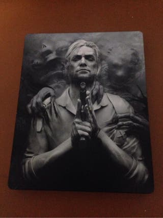 Steelbook the evil within 2