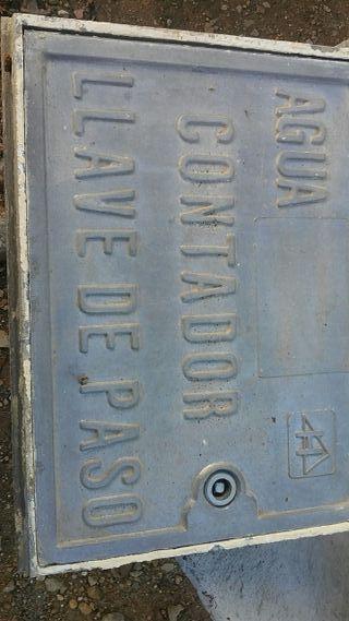 puerta contador agua
