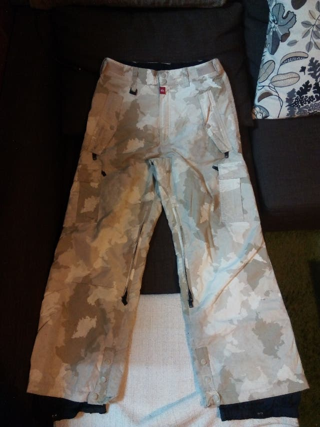 Pantalones Snow Quicksilver