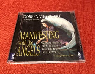 CD Manifesting with the angels