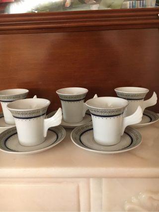 Juego de cafe
