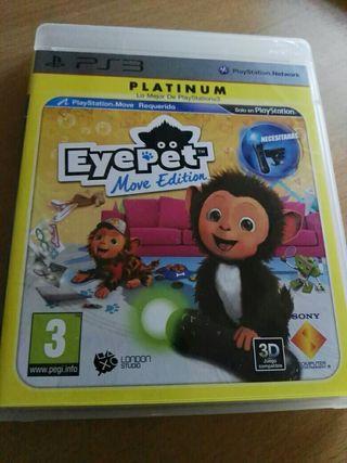 EyepetMove edition para ps3