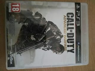 Call of duty AW (Advanced Warfare) PS3