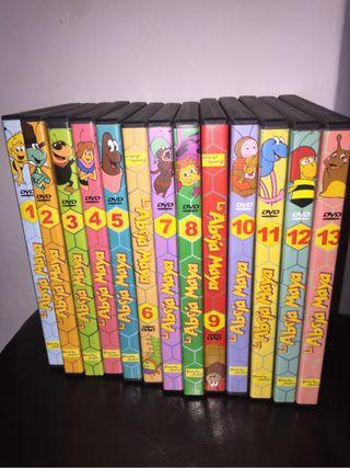 CD de dibujos animados