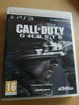 Call of duty Ghosts (COD Ghosts)