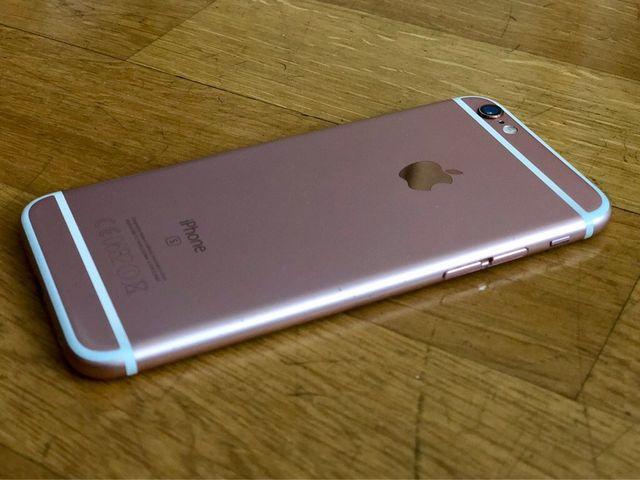 iPhone 6s 64GB Oro Rosa con Factura