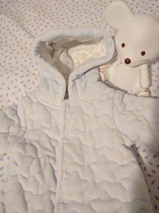 chaquetita acolchada bebé